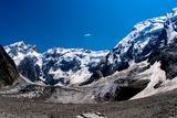 """Ледники и горы. Федотова Надежда. Кавказ, Безенги. Номинация """"Горы зовут"""""""