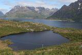 """Горы туманные, горы далекие, горы. Головинова Юлия. Норвегия, Лофотены. Норвегия. Лофотены. Номинация """"Горы зовут"""""""