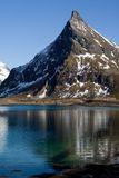 "Озеро в горах. Седлецкая Татьяна. Норвегия, Лофотенские острова. Номинация ""Природа гор""."