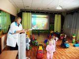 Выступление медицинской сестры МБДОУ «Детский сад № 2»  Рудаковой Нины Александровны