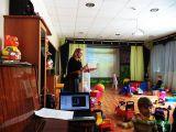 Выступление музыкального руководителя МБДОУ «Детский сад № 2»  Карякиной Екатерины Николаевны