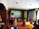 Выступление инструктора по физическому развитию МБДОУ «Детский сад № 2»  Ветровой Веры Васильевны