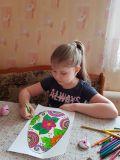 """Явкина Вероника  апрель 2020 дистанционное обучение по предмету""""композиция прикладная"""