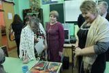 2019г на зональном семинаре в художественной школе г Краснослободска