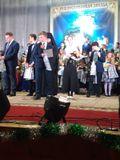 Никишов Алексей награждение на фестивале Рождественская звезда -2020г