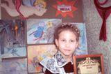 Нагаева Ирина победитель конкурса Рождественская звезда - 2010г