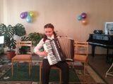 Участие в Отчетном концерте школы искусств.