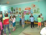 Конкурсная программа ко Дню защиты детей