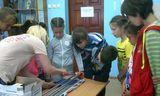 Мастер - класс (Встреча со студентами  строительного колледжа г. Перевоз)