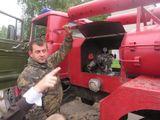 Экскурсия к пожарной машине