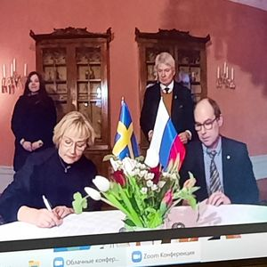 A new Protocol on Cooperation between Karelia and Vasterbotten has been signed