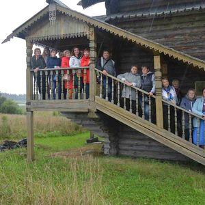 Команда проекта по развитию сотрудничества между сельскими муниципалитетами Карелии и Вестерботтена побывала в Заонежье