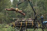Прицеп 12 тонн Oniar