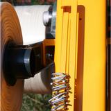 Обвязочное устройство для бревен