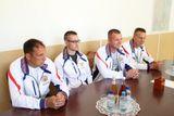 команда сборной России