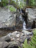 водопад на Михайловских озерах