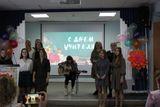 5 октября в колледже состоялось праздничное мероприятие, посвящённое Дню учителя!