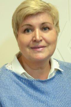 Верюжская Ирина Александровна