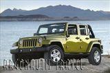 E-SUV/4X4: Jeep Wrangler Unlimited