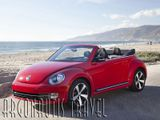 Cabriolet: VW Beetle Cabrio Turbo Automatic