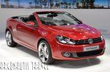 Automatic: Golf Cabrio 1.4 turbo automatic
