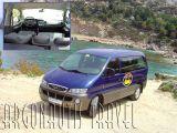 Minibus: Hyundai H1 9 seats
