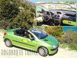 Cabriolet: Peugeot 206cc