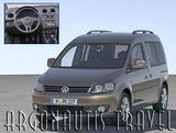 Minibus: VW Caddy Maxi 1.2 turbo