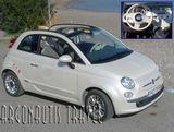 Cabriolet: Fiat 500C lounge Cabrio