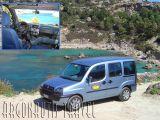 Minibus: Fiat Doblo 7 seats