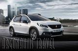 E-SUV/4X4: New Peugeot 2008 Crossover PureTech 82 Active Navi 1.2 petrol 2017 model