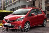 C-Compact Plus: Toyota Yaris