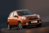 Automatic: Nissan Micra 1.2 Automatic