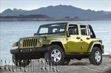 Automatic: Jeep Wrangler Unlimited