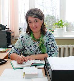 Зорькина Людмила Александровна