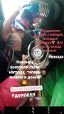 Кэс-баскет Октябрьская СОШ 2-ое место Девушки 10-11 классы