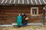 жительницы деревни Сяргилахта