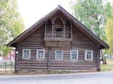 пгт Пряжа, Дом Марковых (XIX век)