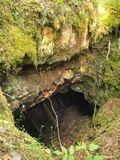 вход в рудники Рогосельги. Фото Потравнова А.Л.