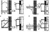 Конструктивные схемы балконов