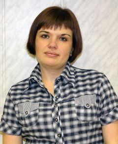 Егорова Ирина Михайловна