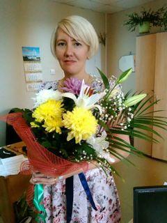Анисимова Оксана Вениаминовна
