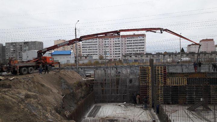 бетон леруа