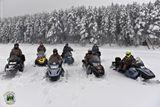 Снегоходы в Карелии