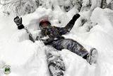 Карельская зима