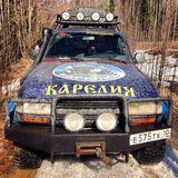 Джип-тур в Карелии