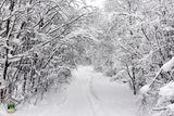 Зима в Карелии