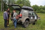 Экспедиция Онежское кольцо 2014. Деревня Оятевщина