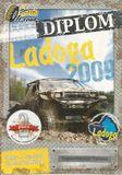 "2009 г. ""Трофи-рейд Ладога 2009"" 2 место в ТУРИЗМ-OPEN"