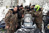 Снегоходы Карелия